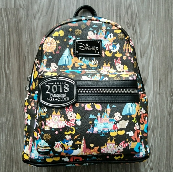 Disney AP exclusive mini backpack